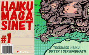 Omslaget till 'Haikumagasinet'